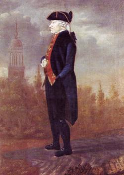Ein Portrait von Georg Sonnin