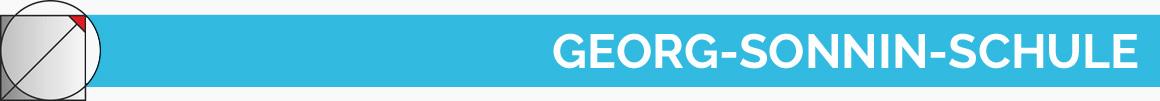 Georg-Sonnin-Schule Logo